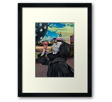 """""""Welcome to wonderland"""" Framed Print"""