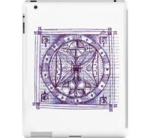 circle I iPad Case/Skin