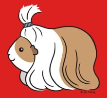 Guinea-pig Tail - long haired cavy Kids Clothes