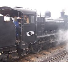 K Class Loco by glennmp