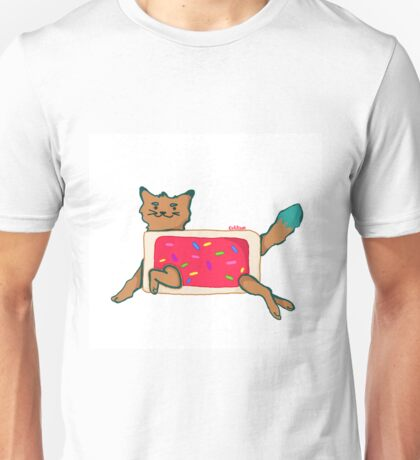 PopTart Cat Unisex T-Shirt