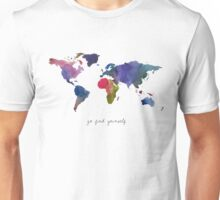 Go find yourself Unisex T-Shirt