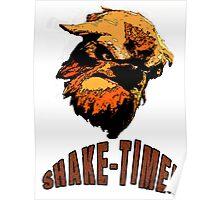 Shake-Time Poster