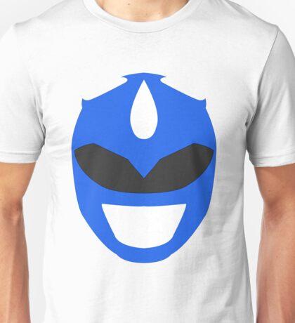 Minimalist Ranger Blue Unisex T-Shirt