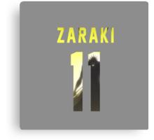 Zaraki jersey #11 Canvas Print