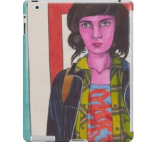 My Name Is Jessica Hyde iPad Case/Skin