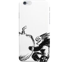 Death Note - Ryuk iPhone Case/Skin