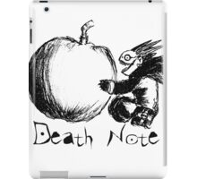 Death Note - Ryuk iPad Case/Skin