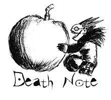 Death Note - Ryuk by RellikJoin