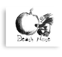 Death Note - Ryuk Metal Print