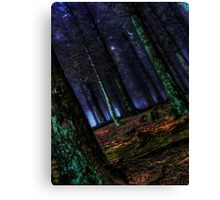 Goblin Forest Canvas Print