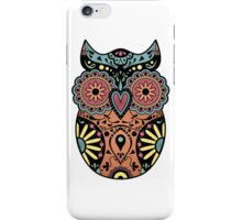 Sugar Skull Owl iPhone Case/Skin