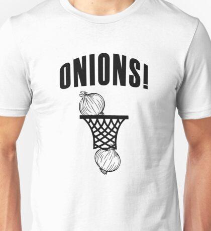 onions basket Unisex T-Shirt