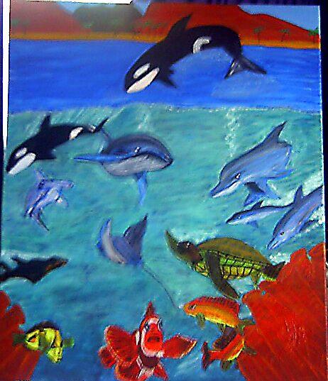 Oceanic by Robyn Ferrier