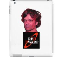 Peter Dinklage is a red dwarf iPad Case/Skin