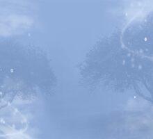 WinterBlues by PierotPhotos