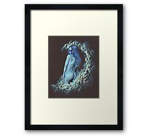 Celestial Body Framed Print