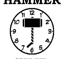 Hammer Time by KirstyBarnett