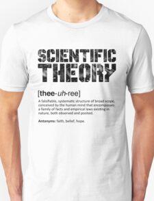 Scientific Theory 2.0 Unisex T-Shirt
