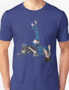 K9 UNT and Pin-Up Unisex T-Shirt
