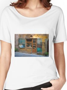 Tuscany wine shop Women's Relaxed Fit T-Shirt