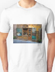 Tuscany wine shop Unisex T-Shirt