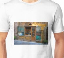 Tuscany wine shop Unisex T-Shirt