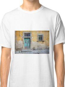 Tuscany door Classic T-Shirt