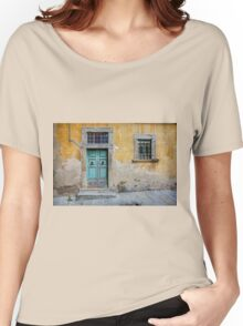 Tuscany door Women's Relaxed Fit T-Shirt