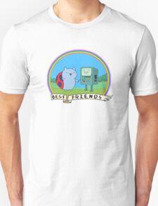 Bravest Adventure Friends T-Shirt