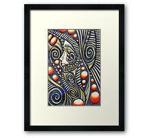 Tribal Spirit Framed Print