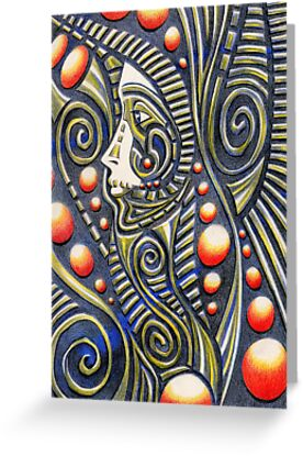 Tribal Spirit by Deborah Holman