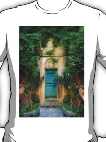 Tuscany doorway T-Shirt