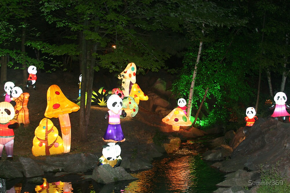 Playful Panda's by Summer369