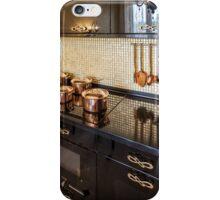 Interior of modern luxury kitchen iPhone Case/Skin
