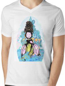 Girls Room Home Decor - Lady bird - Frenchie Mens V-Neck T-Shirt