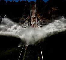 The Big Splash by lightmonger