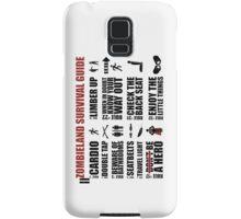 Zombieland Survival Guide Samsung Galaxy Case/Skin