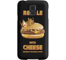 Royale with Cheese Samsung Galaxy Case/Skin
