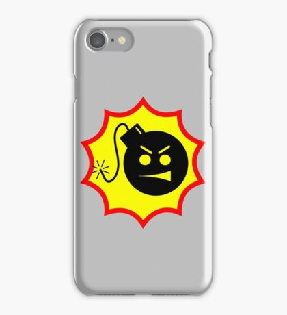 Serious Sam Bomb iPhone Case/Skin