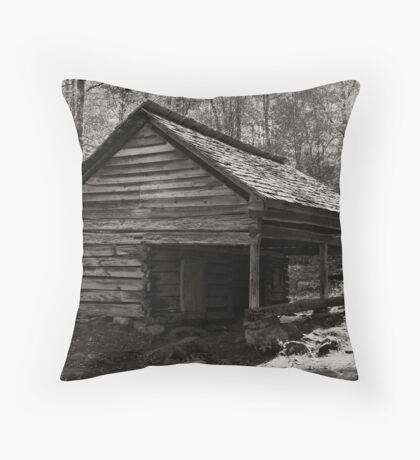 The Pioneer Way Throw Pillow