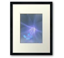 Heaven in a Flower Framed Print
