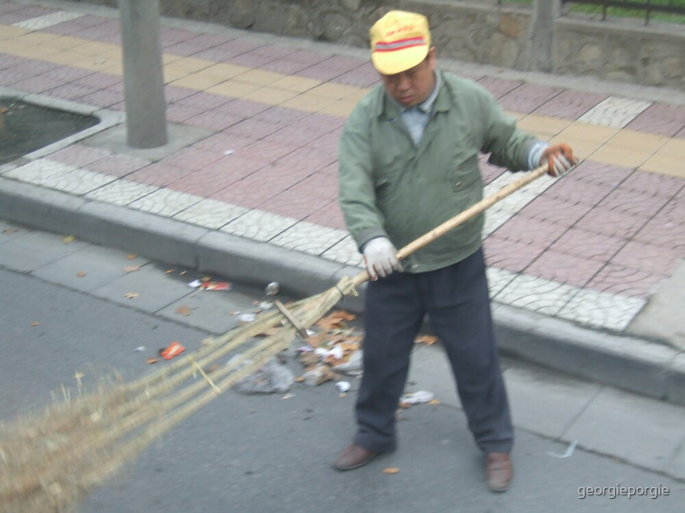 Street Sweeper by georgieporgie