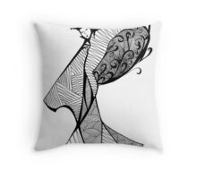 Jester - Series 1 Throw Pillow