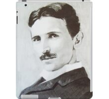NikolaTesla iPad Case/Skin