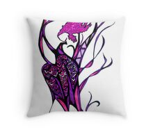 Care-free - Series 1 Throw Pillow