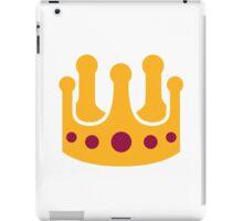 Crown jewels iPad Case/Skin