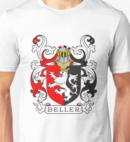 Beller Coat of Arms Unisex T-Shirt