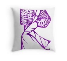 Warrior Princess - Series 1 Throw Pillow