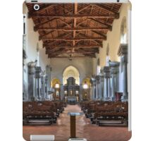 San Francesco church iPad Case/Skin